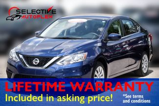 2018 Nissan Sentra S in Addison, TX 75001