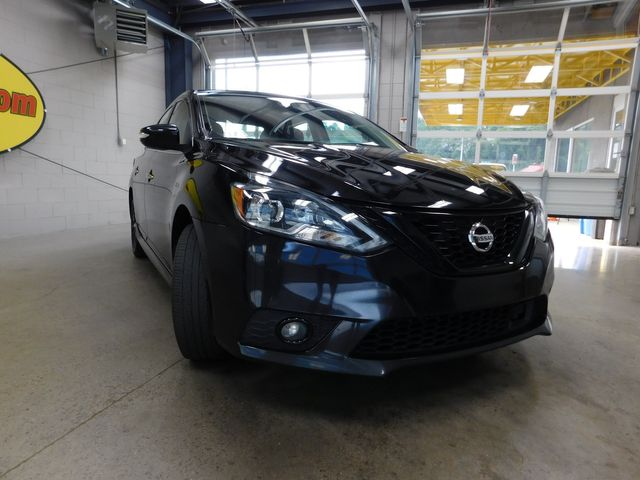 2018 Nissan Sentra SR in Airport Motor Mile ( Metro Knoxville ), TN 37777