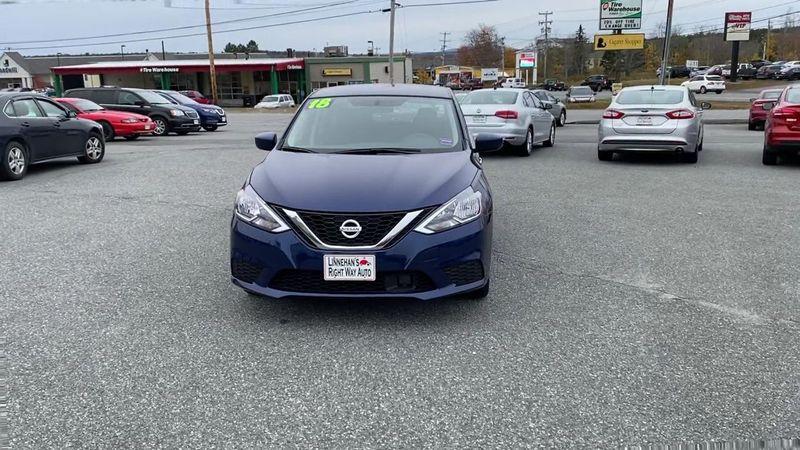 2018 Nissan Sentra SV  in Bangor, ME