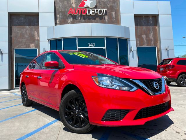 2018 Nissan Sentra SV in Calexico, CA 92231