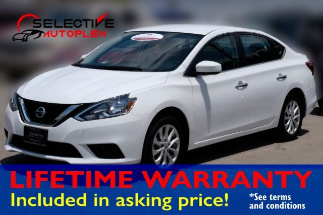 2018 Nissan Sentra SV, CLOTH SEATS, BLUETOOTH, REAR VIEW CAM in Carrollton, TX 75006