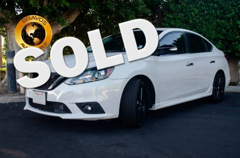 2018 Nissan Sentra SR in cathedral city