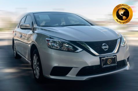 2018 Nissan Sentra SV in cathedral city