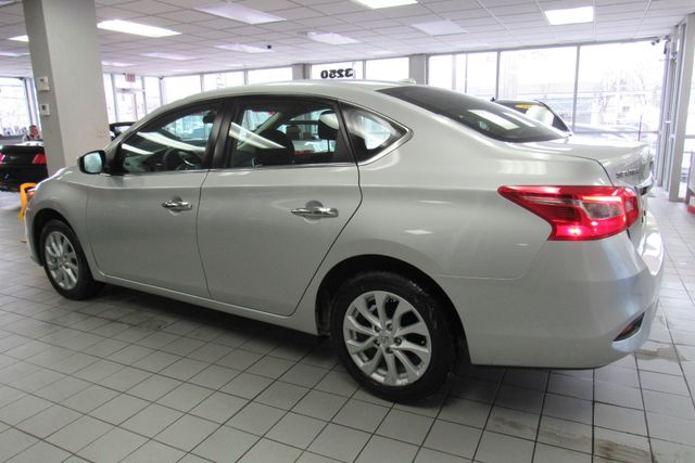 2018 Nissan Sentra SV Chicago, Illinois 3