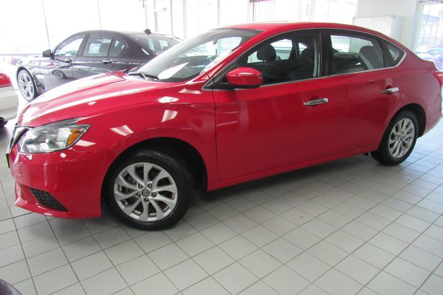 2018 Nissan Sentra SV Chicago, Illinois 4