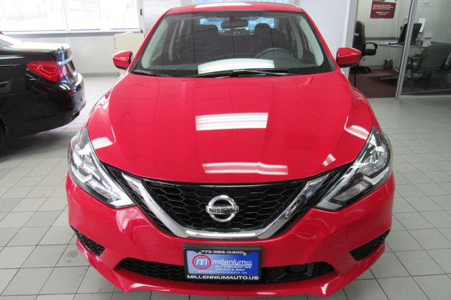 2018 Nissan Sentra SV Chicago, Illinois 2