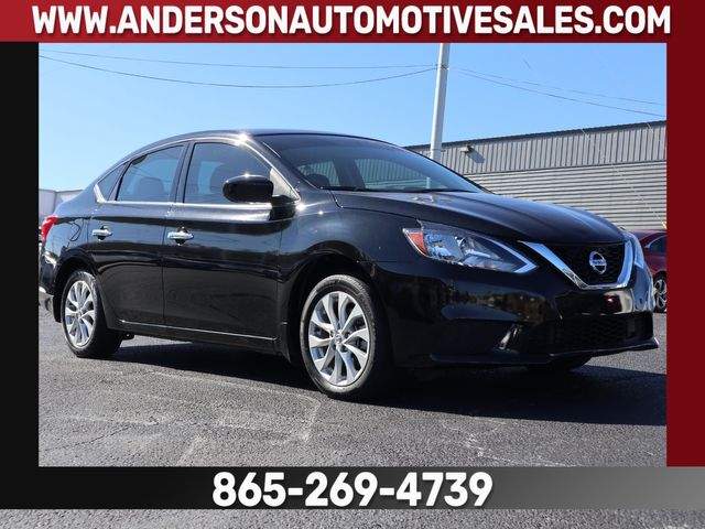 2018 Nissan Sentra SV in Clinton, TN 37716
