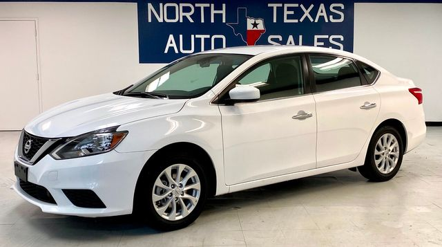 2018 Nissan Sentra SV in Dallas, TX 75247