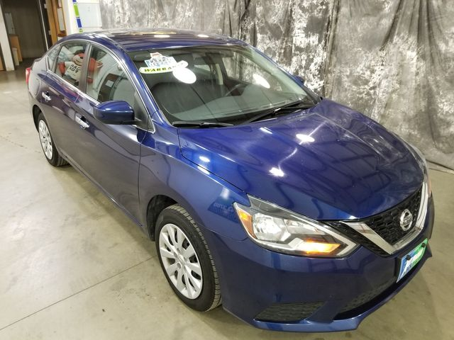 2018 Nissan Sentra S in Dickinson, ND 58601