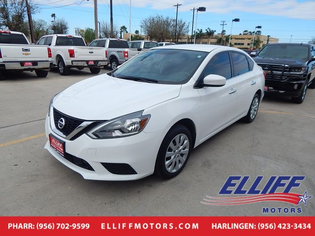 2018 Nissan Sentra SV in Harlingen, TX 78550