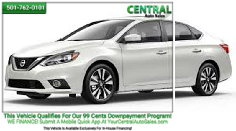 2018 Nissan Sentra S | Hot Springs, AR | Central Auto Sales in Hot Springs AR