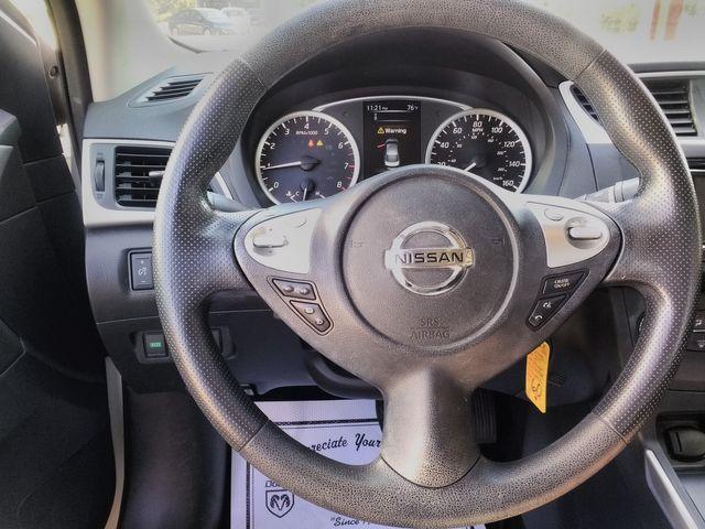 2018 Nissan Sentra S Houston, Mississippi 10