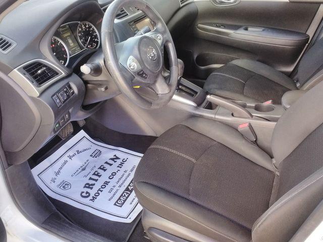 2018 Nissan Sentra S Houston, Mississippi 6