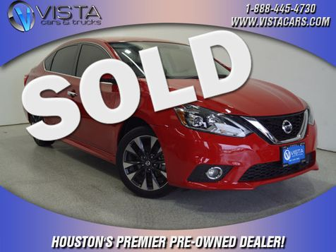 2018 Nissan Sentra SR in Houston, Texas