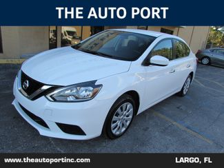 2018 Nissan Sentra S in Largo, Florida 33773