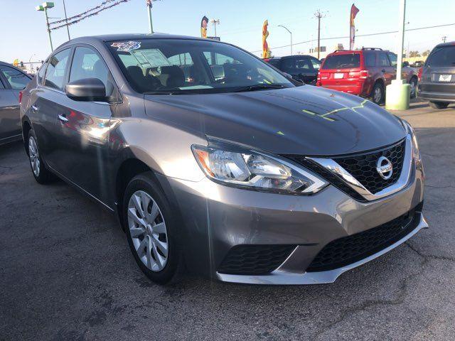 2018 Nissan Sentra S CAR PROS AUTO CENTER (702) 405-9905 Las Vegas, Nevada 4