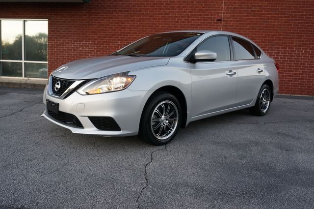 2018 Nissan Sentra S LEATHER