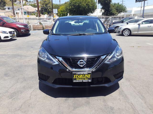 2018 Nissan Sentra SV Los Angeles, CA 1