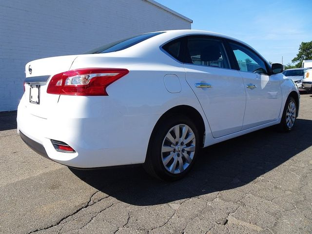 2018 Nissan Sentra S Madison, NC 2