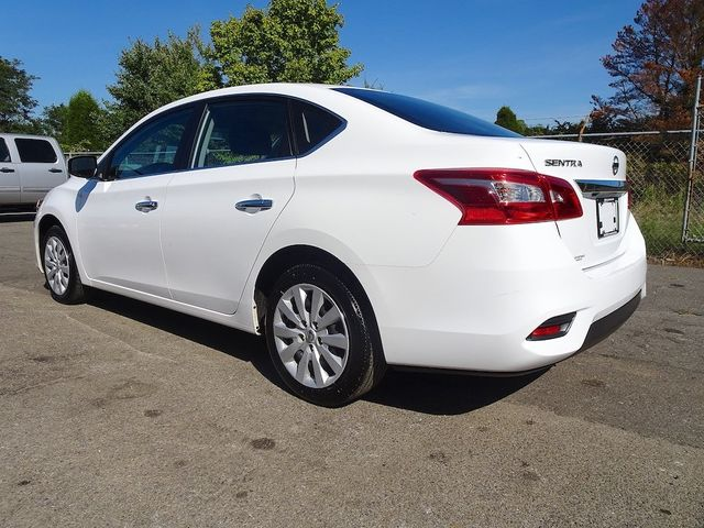 2018 Nissan Sentra S Madison, NC 4