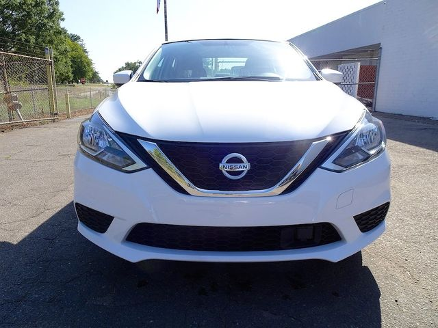 2018 Nissan Sentra S Madison, NC 7