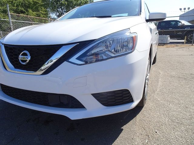 2018 Nissan Sentra S Madison, NC 9