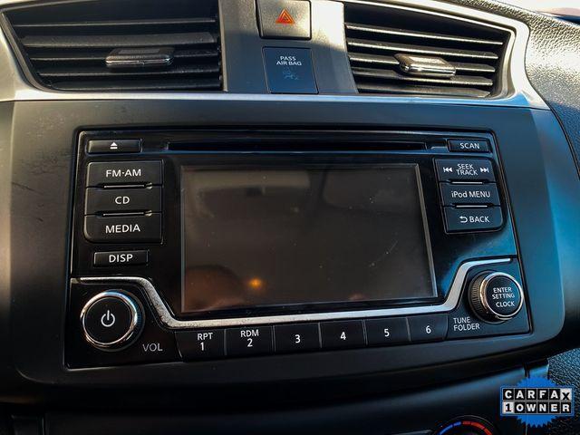2018 Nissan Sentra S Madison, NC 27