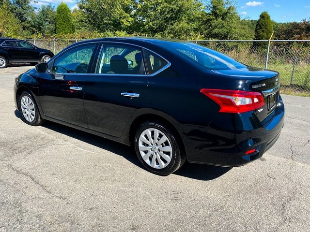 2018 Nissan Sentra S Madison, NC 3