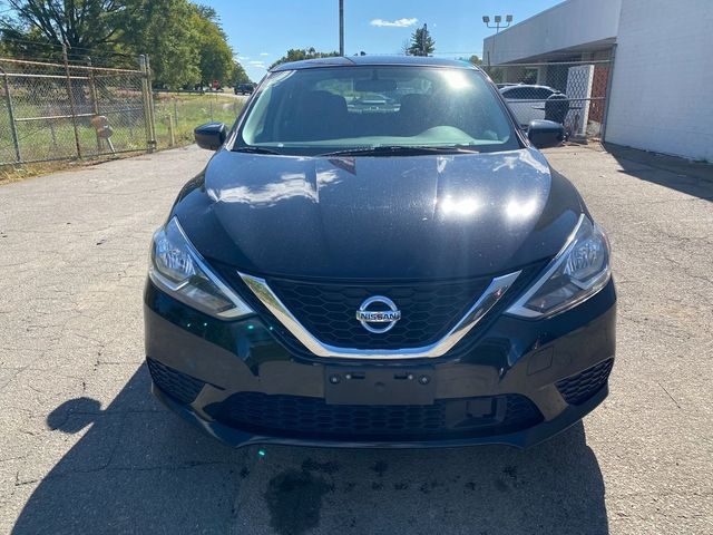 2018 Nissan Sentra S Madison, NC 6