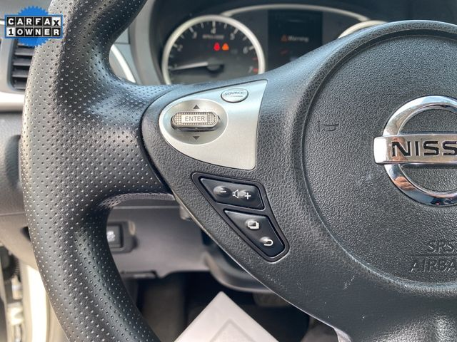 2018 Nissan Sentra S Madison, NC 28