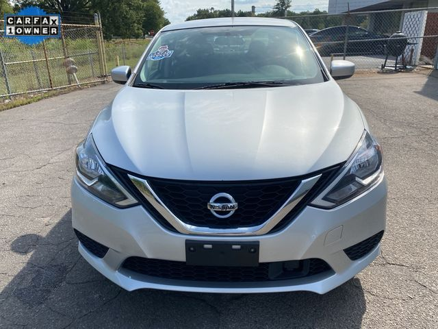 2018 Nissan Sentra S Madison, NC 6