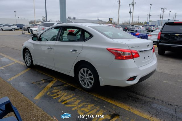 2018 Nissan Sentra SV in Memphis, Tennessee 38115