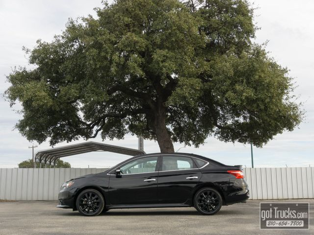 2018 Nissan Sentra SR Turbo Midnight 1.6L I4