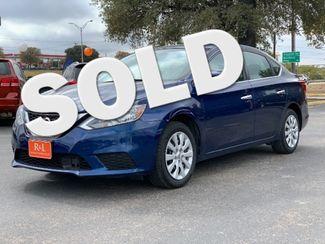 2018 Nissan Sentra S in San Antonio, TX 78233