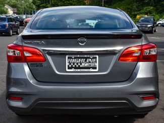2018 Nissan Sentra S Waterbury, Connecticut 4