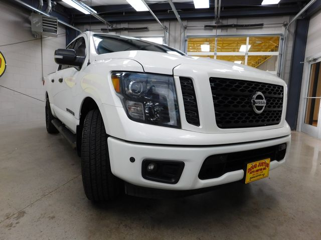 2018 Nissan Titan SV in Airport Motor Mile ( Metro Knoxville ), TN 37777