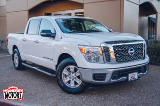 2018 Nissan Titan Crew Cab SV in Arlington, Texas 76013
