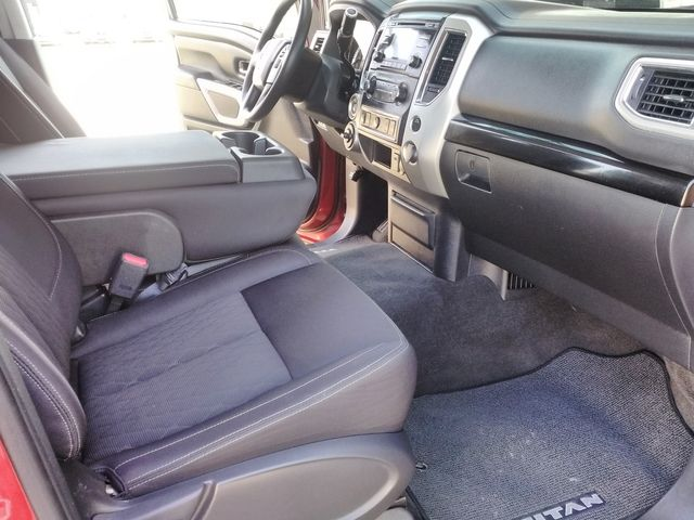 2018 Nissan Titan Crew Cab SV Houston, Mississippi 7