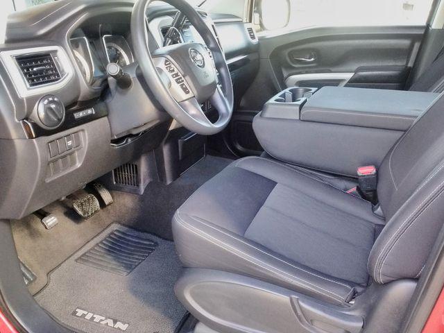2018 Nissan Titan Crew Cab SV Houston, Mississippi 6