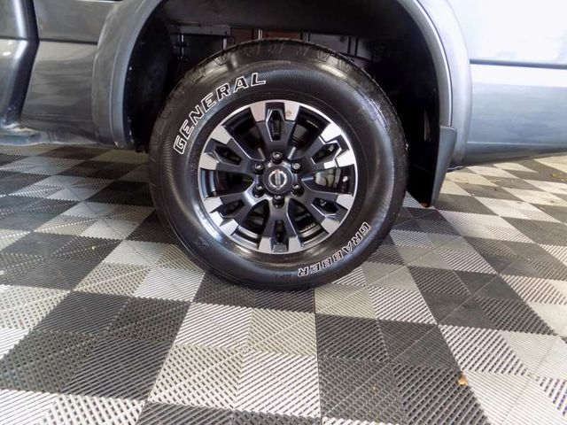 2018 Nissan Titan PRO-4X in Gonzales, Louisiana 70737