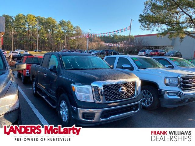 2018 Nissan Titan SV | Huntsville, Alabama | Landers Mclarty DCJ & Subaru in  Alabama