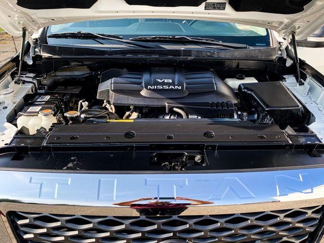 2018 Nissan Titan SV Madison, NC 33