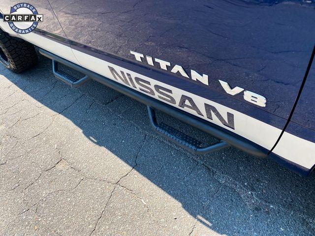 2018 Nissan Titan SV Madison, NC 10