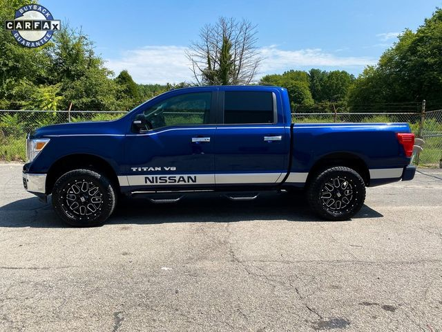 2018 Nissan Titan SV Madison, NC 4