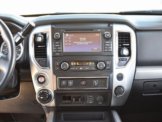 2018 Nissan Titan PRO-4X CUSTOM LIFT/WHEELS AND TIRES in McKinney, Texas 75070