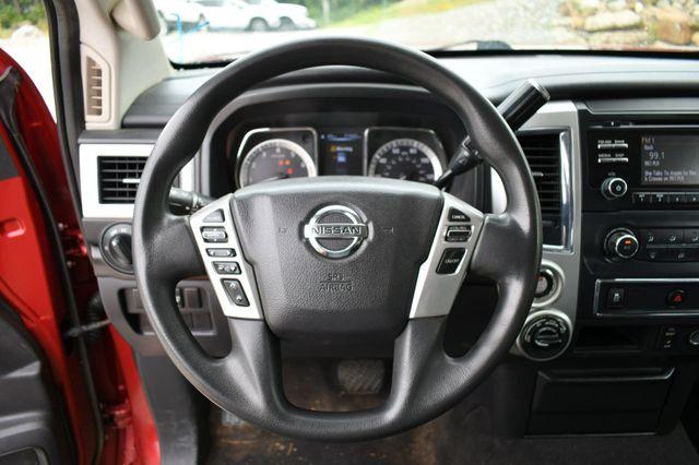 2018 Nissan Titan SV Naugatuck, Connecticut 17