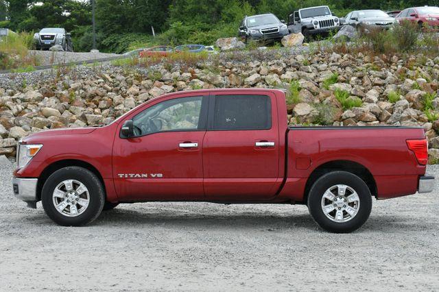 2018 Nissan Titan SV Naugatuck, Connecticut 3