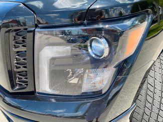 2018 Nissan Titan MIDNIGHT EDITION 4X4 V8 CARFAX CERT  Plant City Florida  Bayshore Automotive   in Plant City, Florida