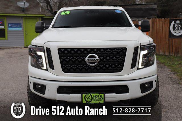 2018 Nissan Titan XD Diesel Power in Austin, TX 78745