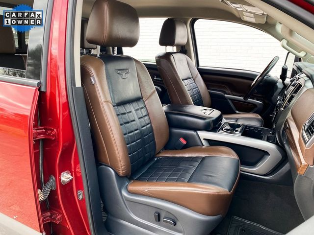 2018 Nissan Titan XD Platinum Reserve Madison, NC 21